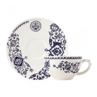 Набор из 2 чашек для чая с блюдцами. Héritage