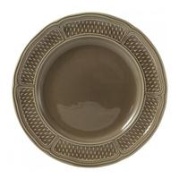 Обеденная тарелка. Pont aux choux taupe