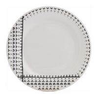 Набор из 4 обеденных тарелок. à table - Paris
