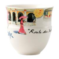Набор из 2 чаш для чая. Route des Indes