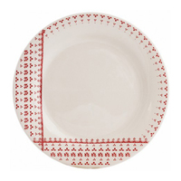Набор из 4 обеденных тарелок. à table - Biarritzt