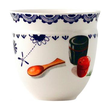 Набор из 2 чаш для кофе. Teatime