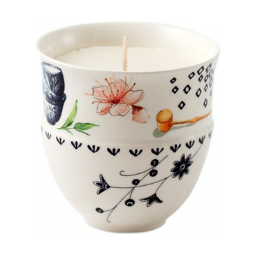 Ароматическая свеча Teatime (40 ч.)