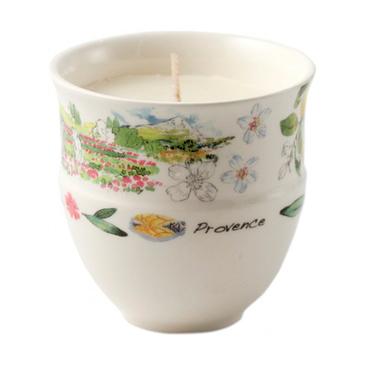 Ароматическая свеча большая Provence gien