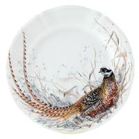 Десертная тарелка Фазан Sologne gien