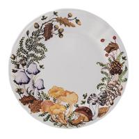 Обеденная тарелка Chanterelle gien