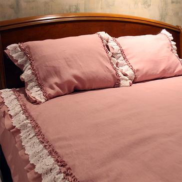 Льняное постельное в стиле Прованс