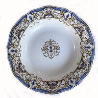 Набор из 6 суповых тарелок. Dionysos