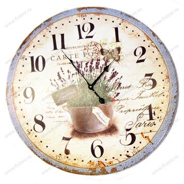 Настенные часы Прованс