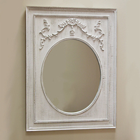 Зеркало белое