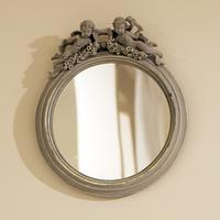 Зеркало с ангелами
