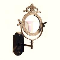 Зеркало с поворотным механизмом