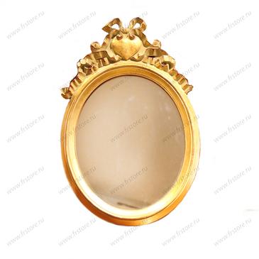 """Зеркало настольное """"Сердце"""""""