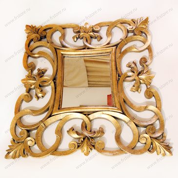 "Зеркало квадратное ""Ажур"""
