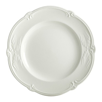 Тарелка для канапе. Rocaille Blanc