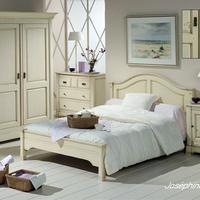Спальня белая