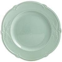 Обеденная тарелка. Rocaille Vert celadon