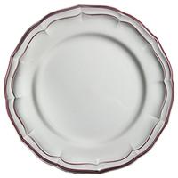 Обеденная тарелка. Filet Rose gien