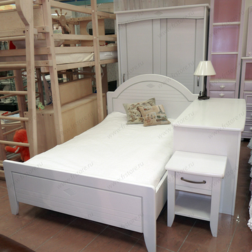 "Кровать ""Louisiane"" (матрац 1,2 х 1,9)"