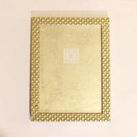 Рамка золото