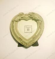 Рамка для фото сердечко