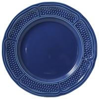 Обеденная тарелка. Pont aux choux bleu. Gien