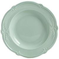 Тарелка для супа. Rocaille Vert celadon