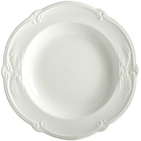 Тарелка для супа. Rocaille Blanc