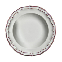 Тарелка для канапе. Filet Rose gien