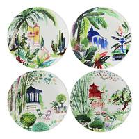 Тарелка для канапе Jardins Extraordinaires gien