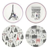 Тарелка для канапе Ça c'est Paris! gien