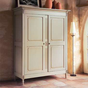 Шкаф двухдверный Terre Blanche 0602