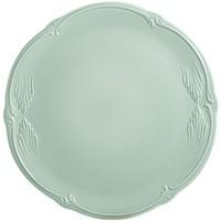 Блюдо для торта. Rocaille Vert celadon