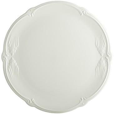 Блюдо для торта. Rocaille blanc