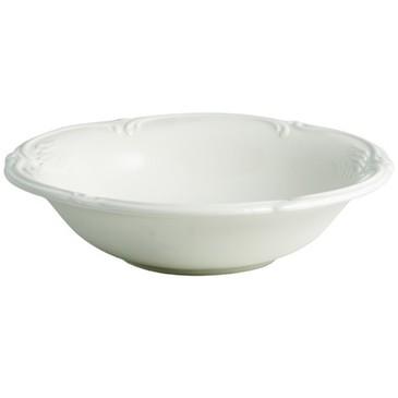 Тарелка для завтрака. Rocaille Blanc